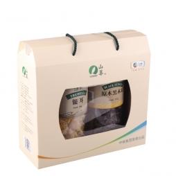 中粮食品-中粮食用菌礼盒(2桶)礼品卡