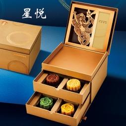 星巴克月饼(星悦)八选一礼品卡全国配送