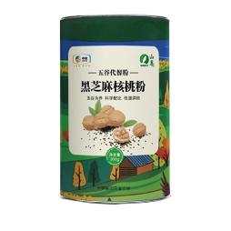 中粮山萃芝麻核桃黑豆五谷营养粉