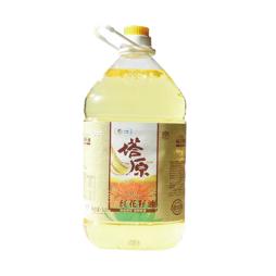 中粮塔原红花籽油