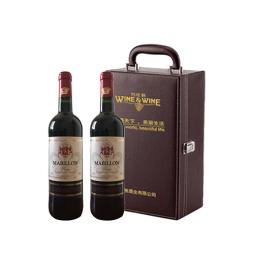 中粮原瓶进口法国进口美昂干红葡萄酒礼盒