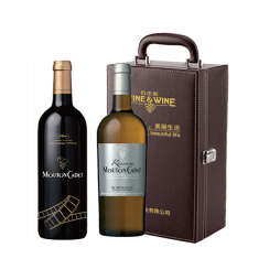中粮法国进口优选干红葡萄酒礼盒