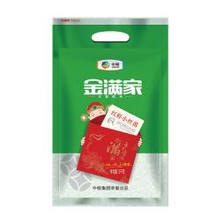 中粮金满家红虾谷小丝苗米